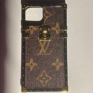 iPhone 11 Pro luxury designer iPhone case.